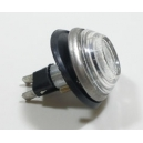 CLEAR SIDE LAMP FIAT 600 - 850