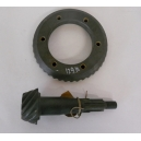RING GEAR AND PINION FIAT 850 N
