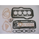 ENGINE GASKET SET FIAT 1100  53-57