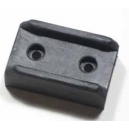 RUBBER PAD FOR FRONT SEAT FIAT 600 D