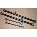 SET OF TRAILLING ARMS SHORT AND LONG  FIAT 124 SPIDER 69-78