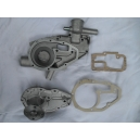 WATER PUMP WITH RING AND CARTER RENAULT R12 / R15