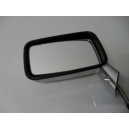 LEFT OUTER MIRROR CHROMED PEUGEOT 504 COUPE / CABRIOLET