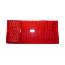 RIGHT REAR LIGHT LENSE RED ALFA ROMEO SPIDER 105 / 115