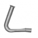 INTERMEDIATE SILENCER EXHAUST ALFA ROMEO 75 1.6L ie / 1.8L ie / 2.0L TWIN SPARK WITHOUT CATALYTIC CONVERTER