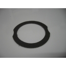 EXHAUST GASKET WITH NOTCHS  PEUGEOT 504 - 505 - J7 - J9