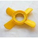 WATER PUMP PULLEY FAN - FIAT 124 COUPE AC / AS