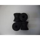 FRONT UPPER RUBBER SET - FIAT X1/9 - FIAT 128