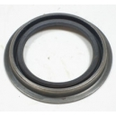 OIL SEAL (CRANKSHAFT FRONT) 56 X 63 X 42 X 07 - FIAT 850 N/S / COUPE / SPIDER
