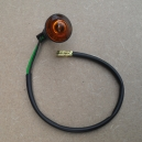 SIDE INDICATOR REPEATER WING LAMPER AMBER - FIAT BARCHETTA / FIAT COUPE / MATRA MURENA / MATRA RANCHO