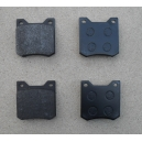 FRONT BRAKE PAD MOUNTING GIRLING - PEUGEOT 204 / 304