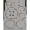 GEARBOX GASKETS SET TYPE 330 RENAUL R8 - R10 - FLORIDE S  - CARAVELLE - ALPINE A110