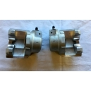 PAIR OF NEW BRAKE CALIPERS - FIAT 850 SPORT