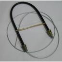 BRAKE CABLE SIMCA 1300-1301-1500-1501