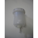 BRAKE FLUIDE PLASTIC TANK SIMPLE EXIT SIMCA 1000 - 1100 - 1200S - 1300 / 1301 - 1500 / 1501
