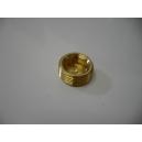 BOUCHON DE VILEBQUIN M22 X 1,5 mm PEUGEOT 203 - 204 - 304 - 403 - 404 - J7 - J9
