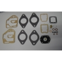 KIT FOR ONE CARBURETOR SOLEX 40 ADDHE - FIAT RITMO / MATRA MURENA