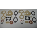 KIT FOR TWO CARBURETOR DELLORTO 40 DHLA - ALFA ROMEO 75