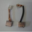 2 CARBONS STARTER DUCELLIER USX91-92 - ALFA ROMEO / SIMCA TALBOT
