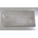 FRONT INDICATOR LENS LH CLEAR - FIAT 130 COUPE