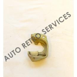 DOOR LOCK STRIKER PLATE RH - FIAT 124 N - FIAT 850 SPIDER