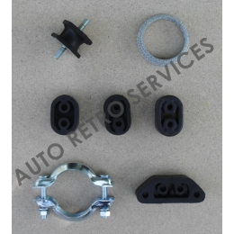 EXHAUST FITTING KIT - RENAULT R21 2.0 L TURBO